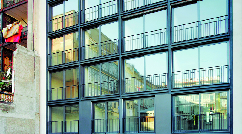 Edifici d'habitatges casp 74   Premis FAD 2010   Arquitectura