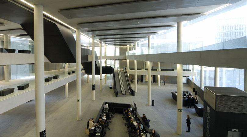 Ciutat de la justicia de barcelona i l'hospitalet del llobregat   Premis FAD 2010   Arquitectura