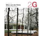 2G - MIES VAN DER ROHE, CASAS / HOUSES nº 48/49 | Premis FAD  | Pensamiento y Crítica