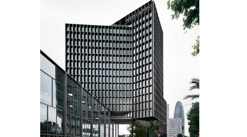 Torre mediapro en el campus audiovisual | Premis FAD 2009 | Architecture