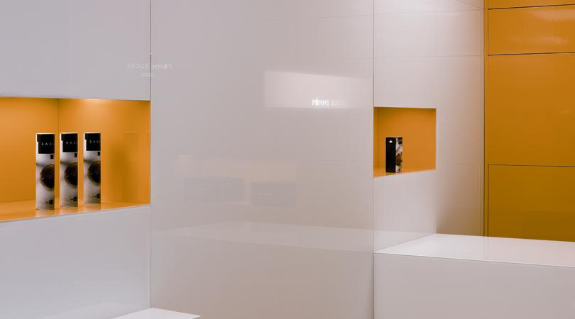 Pomme sucre | Premis FAD 2010 | Interiorismo