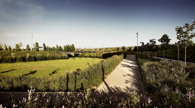 Parc de la marina | Premis FAD 2011 | Ciutat i Paisatge