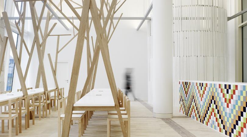 A cantina | Premis FAD 2011 | Interiorisme