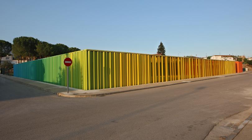 Llar d'infants 'el petit comte' | Premis FAD 2012 | Arquitectura