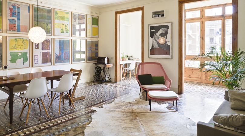 Reforma d'un habitatge al carrer consell de cent, barcelona. | Premis FAD 2012 | Interiorisme