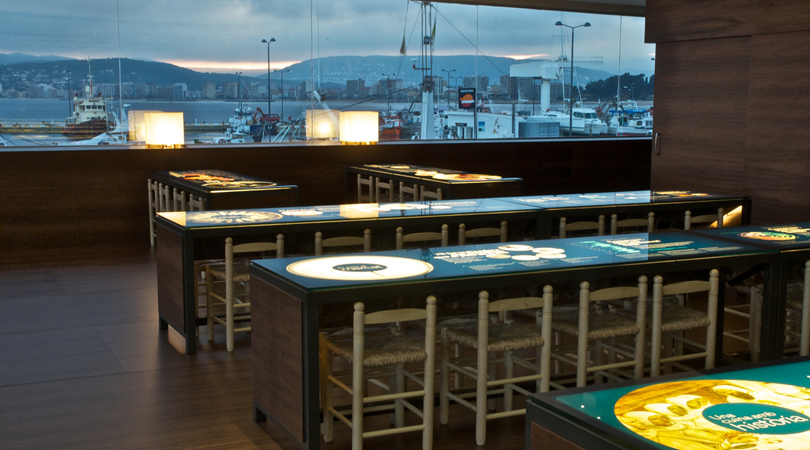Espai  del peix | Premis FAD 2012 | Interiorisme