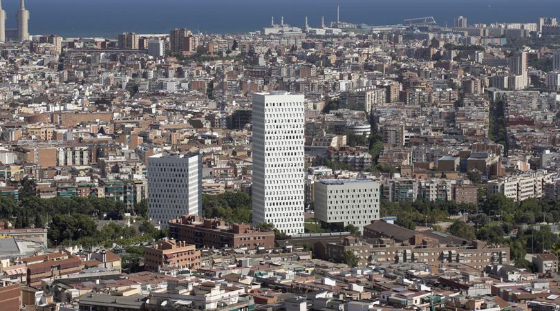 Complex la pallaresa   Premis FAD 2012   Arquitectura