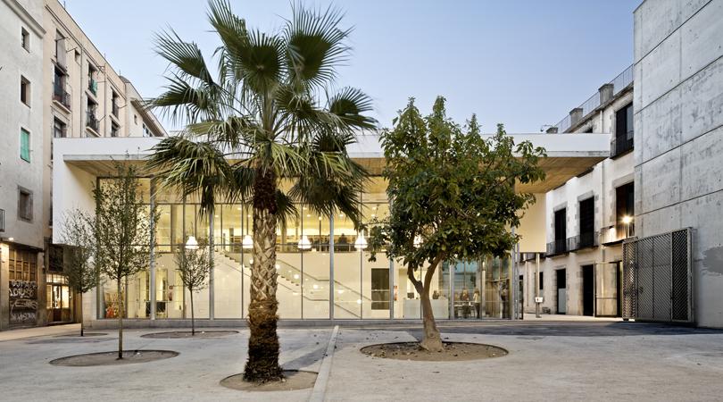 Edifici annex al museu picasso. | Premis FAD 2012 | Arquitectura