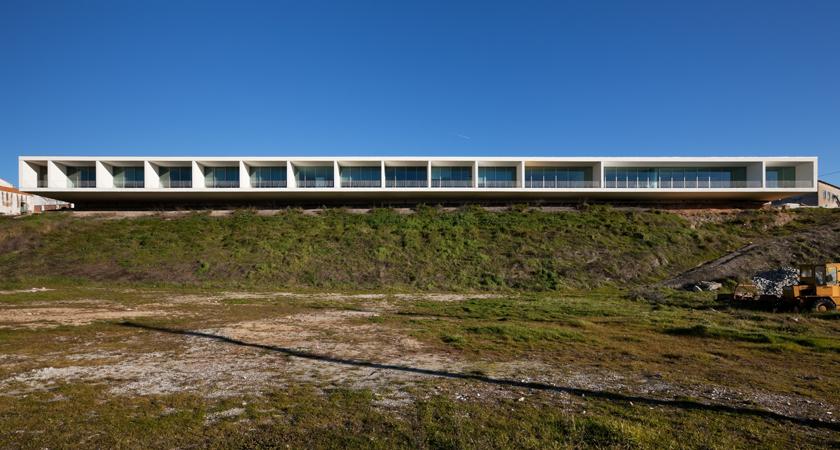 Escola de hotelaria e turismo de portalegre | Premis FAD 2012 | Arquitectura