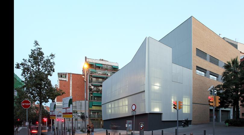 Centre de serveis socials a la prosperitat | Premis FAD 2012 | Arquitectura