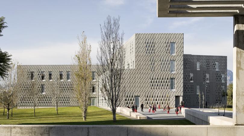 Campus universitari les terres de l'ebre | Premis FAD 2012 | Arquitectura