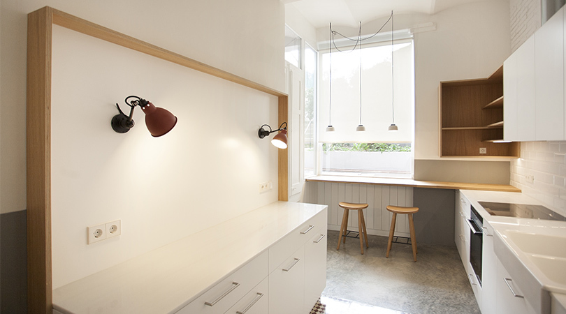 Blau - casa tranquil.la   Premis FAD 2018   Interior design