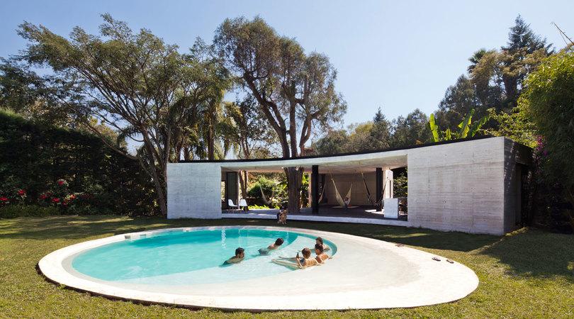 Lounge tepoztlan | Premis FAD 2014 | Arquitectura