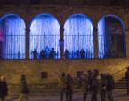 Neu Morta, Instal·lació efímera de llum al Festival LlumBCN2015 | Premis FAD  | Intervenciones Efímeras