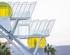 Funicular en Mogán | Premis FAD  | Ciudad y Paisaje