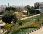 Jardins del Doctor Pla i Armengol al barri del Guinardó, Barcelona | Premis FAD  | Ciudad y Paisaje