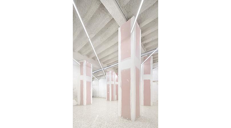 Dilalica. galeria d'art al carrer trafalgar | Premis FAD 2020 | Interiorisme