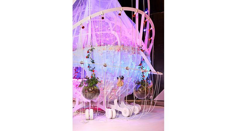 The garden for romantic crossovers | Premis FAD 2020 | Intervenciones Efímeras