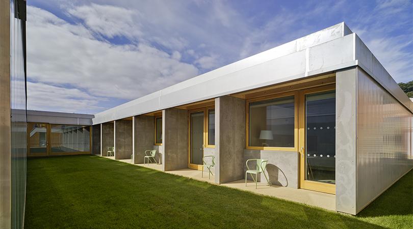Residencia de ancianos passivhaus | Premis FAD 2020 | Arquitectura