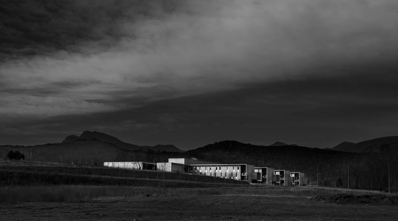Hospital d'olot i comarcal de la garrotxa | Premis FAD 2015 | Arquitectura