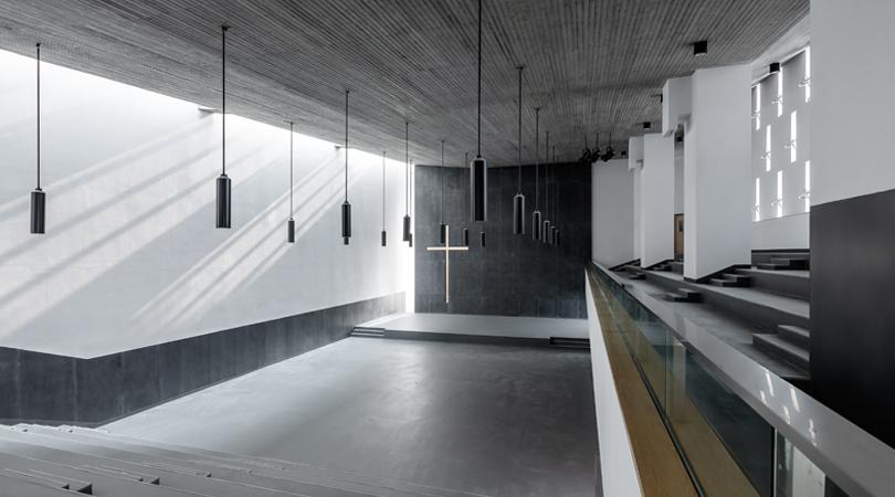 New bund district church | Premis FAD 2019 | Arquitectura
