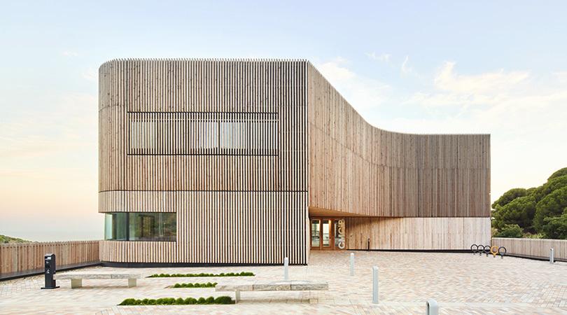 Centre de medicina comparativa i bio-imatge a can ruti | Premis FAD 2019 | Arquitectura