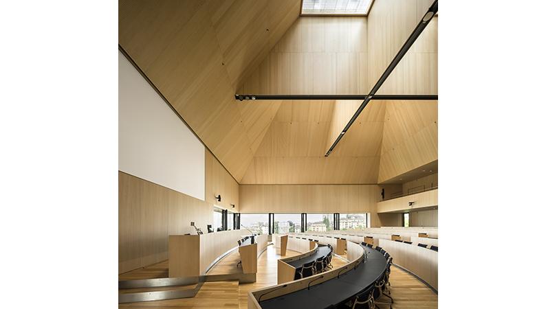 Parlament vaudois | Premis FAD 2018 | Arquitectura