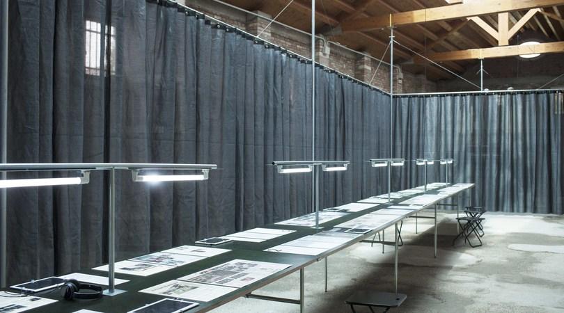 To lose your head. venice biennale 2019 | Premis FAD 2020 | Intervenciones Efímeras