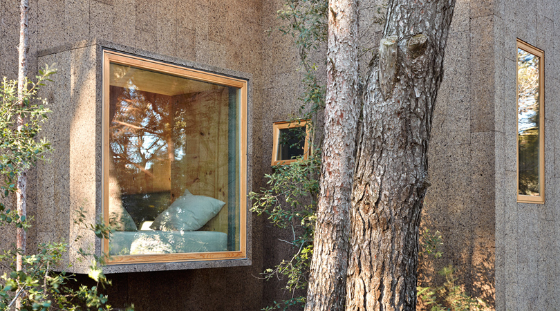 Dues cases de suro | Premis FAD 2017 | Arquitectura