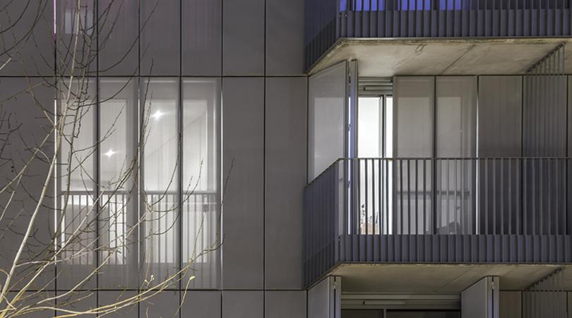 Edifici d'habitatges a barcelona   Premis FAD 2015   Arquitectura