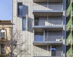 Edifici d'habitatges a Barcelona | Premis FAD  | Arquitectura