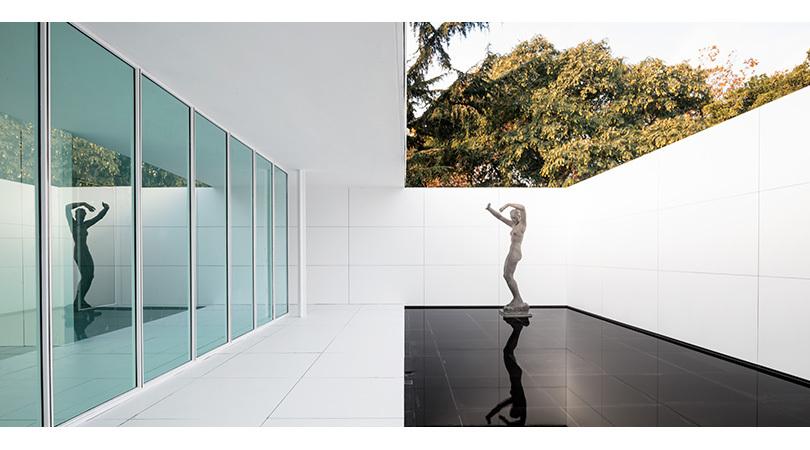 Mies missing materiality | Premis FAD 2019 | Intervenciones Efímeras