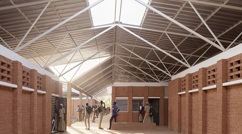 Secondary school and auxiliary buildings | Premis FAD 2020 | Arquitectura