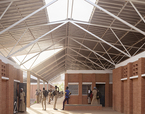 SECONDARY SCHOOL AND AUXILIARY BUILDINGS | Premis FAD  | Arquitectura