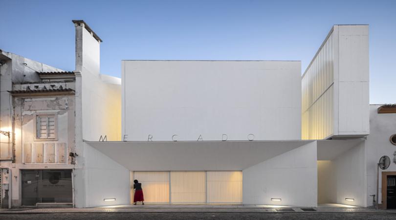 Mercado municipal de abrantes | Premis FAD 2016 | Arquitectura