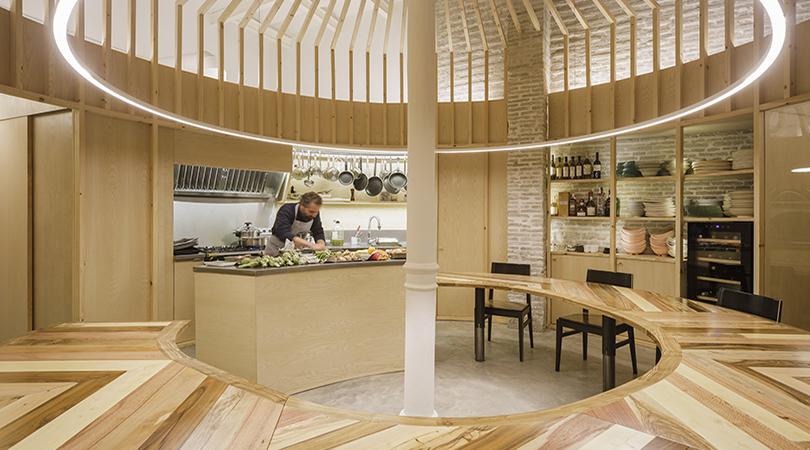 T. taller de cocina | Premis FAD 2019 | Interiorismo