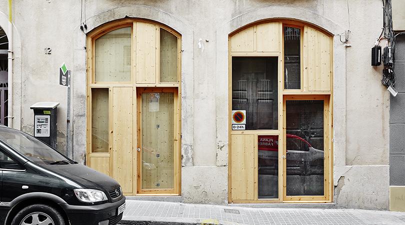 Reforma d'habitatge al poble-sec | Premis FAD 2015 | Interiorisme