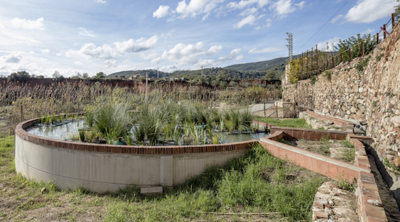 Sistema de reg a les hortes termals | Premis FAD 2016 | Ciudad y Paisaje