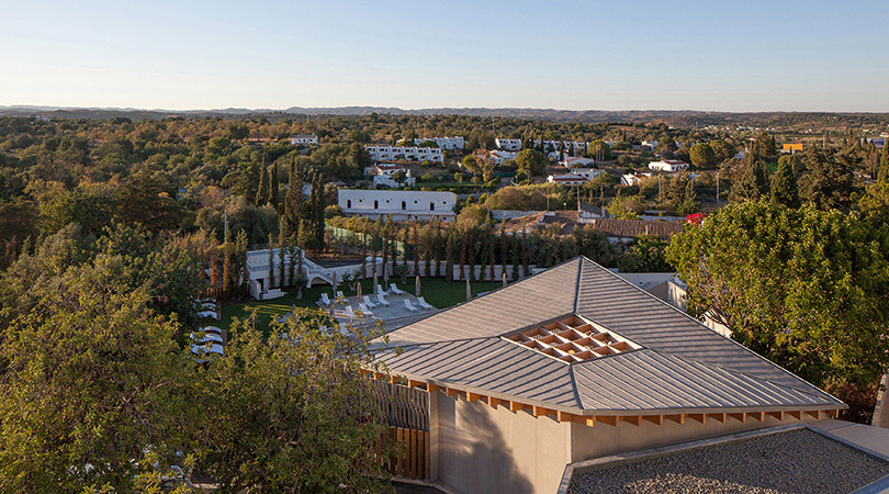 Ozadi tavira hotel | Premis FAD 2015 | Arquitectura