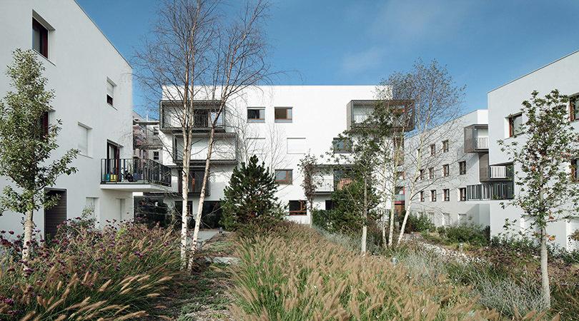 253 Habitatges a Ivry-sur-seine, París Region. França (primera fase) | Premis FAD 2015 | Internacionals
