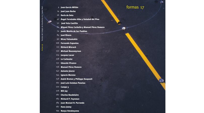 Revista formas de arquitectura y arte | Premis FAD 2008 | Pensamiento y Crítica
