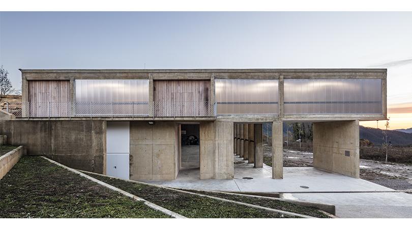 Les llosses | Premis FAD 2017 | Arquitectura