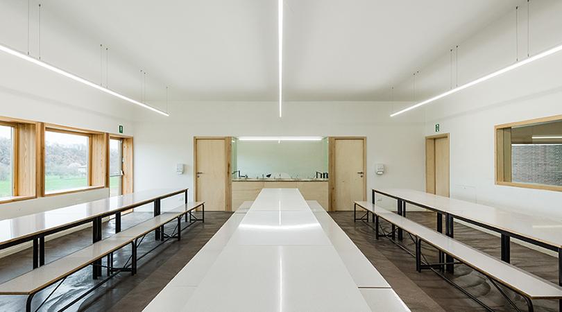Nuova scuola materna e elementare di sant'albino | Premis FAD 2017 | Arquitectura
