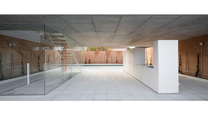 Casa sobre un patio | Premis FAD 2020 | Arquitectura