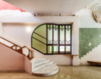 Sala Beckett / Obrador Internacional de Dramatúrgia | Premis FAD  | Architecture