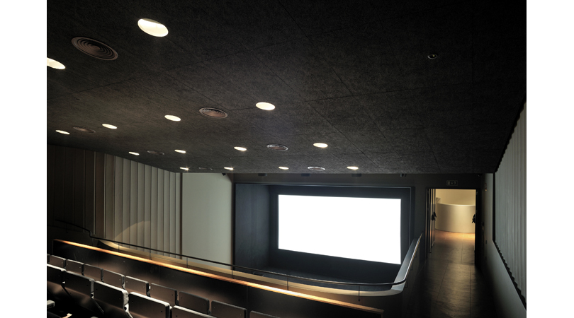 Cinema ideal | Premis FAD 2015 | Interiorisme