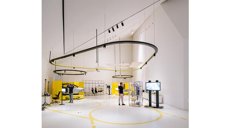 Centro industry x.0 | Premis FAD 2020 | Interiorisme