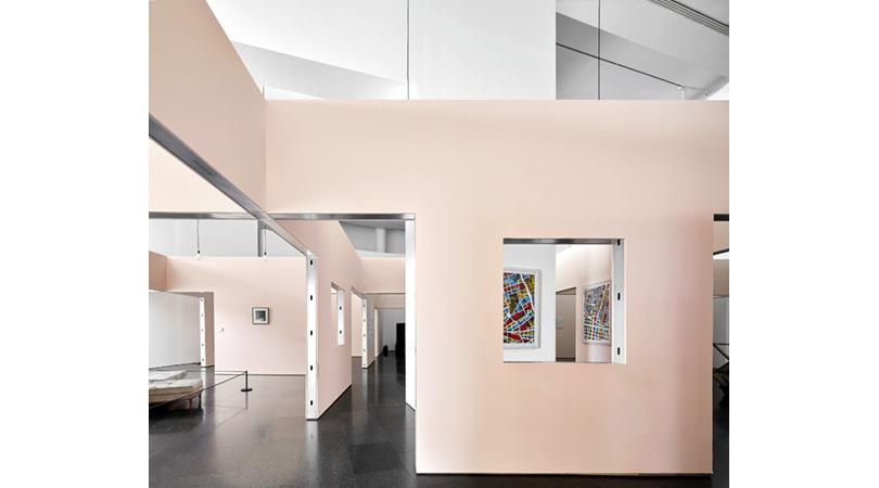 Exposició Espècies d'Espais - MACBA - Barcelona | Premis FAD 2016 | Intervenciones Efímeras
