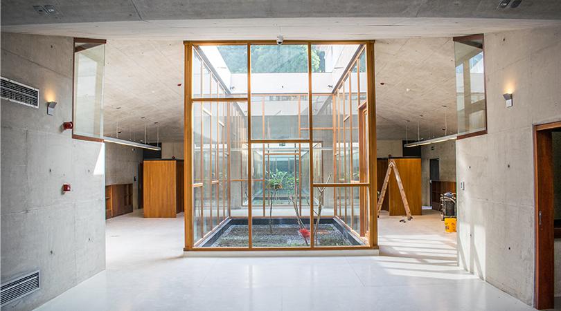Consulado geral de portugal no rio de janeiro | Premis FAD 2018 | Architecture