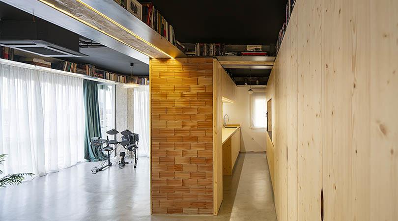 Apartamento s73 | Premis FAD 2020 | Interiorismo
